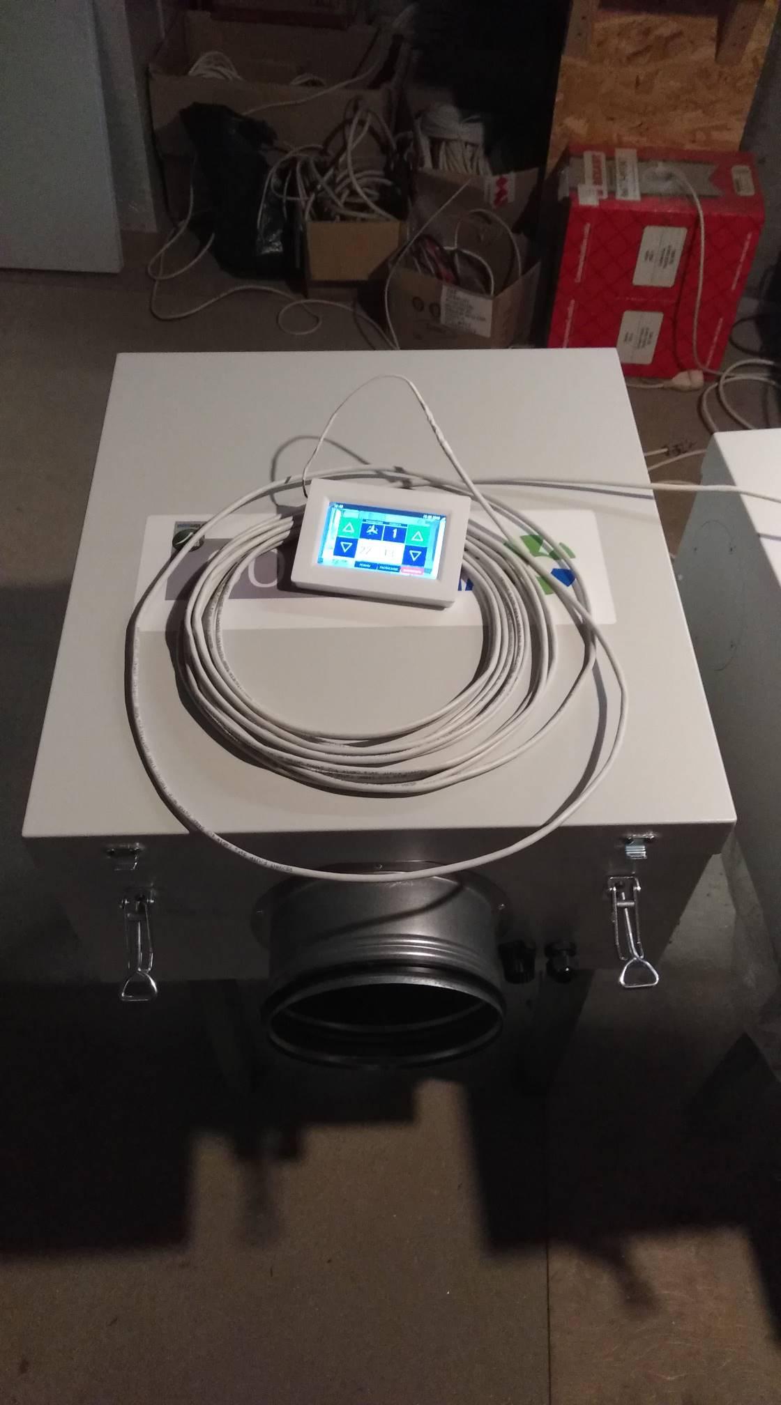 Приточные установки ВентБокс - 450 (VentBox - 450)