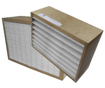 Пылевые фильтры ВентБокс (Пылевые фильтры VentBox)